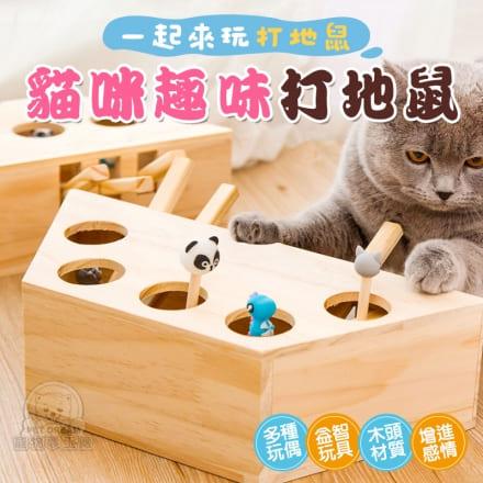 寵物夢工廠 貓咪趣味打地鼠