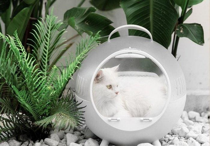Furrytail尾巴生活貓的移動城堡