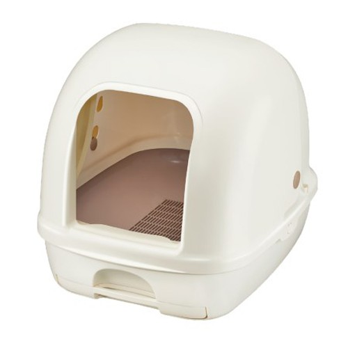 Unicharm嬌聯 全罩式貓沙屋