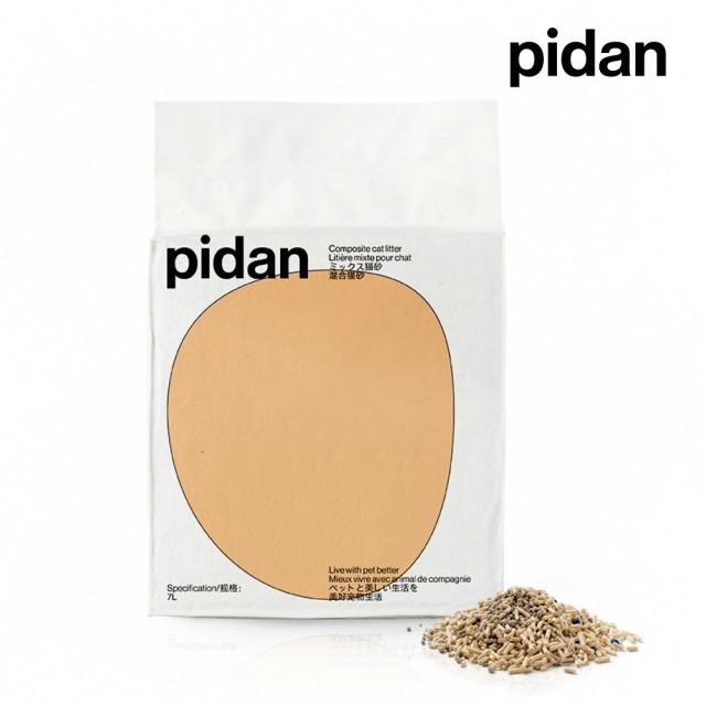 Pidan 吸吸君混和貓砂