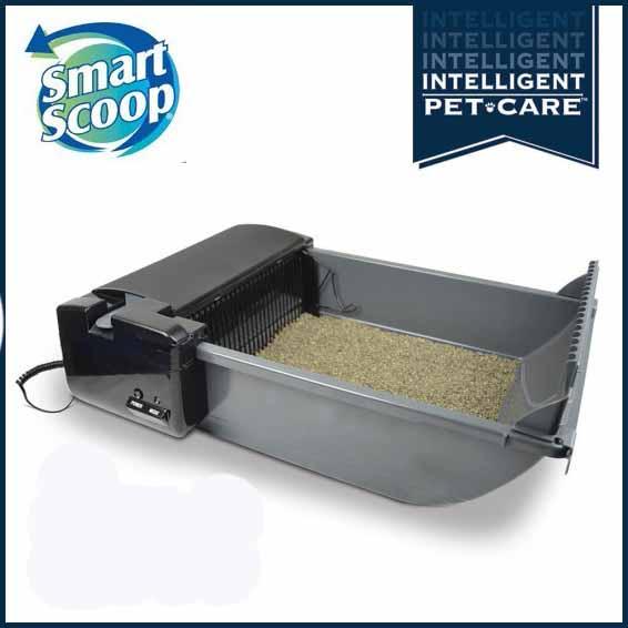 SmartScoop 自動貓砂機