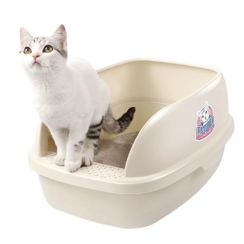 Catidea貓樂適 麵包半罩式貓砂盆