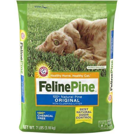 Feline pine斑比 松木砂
