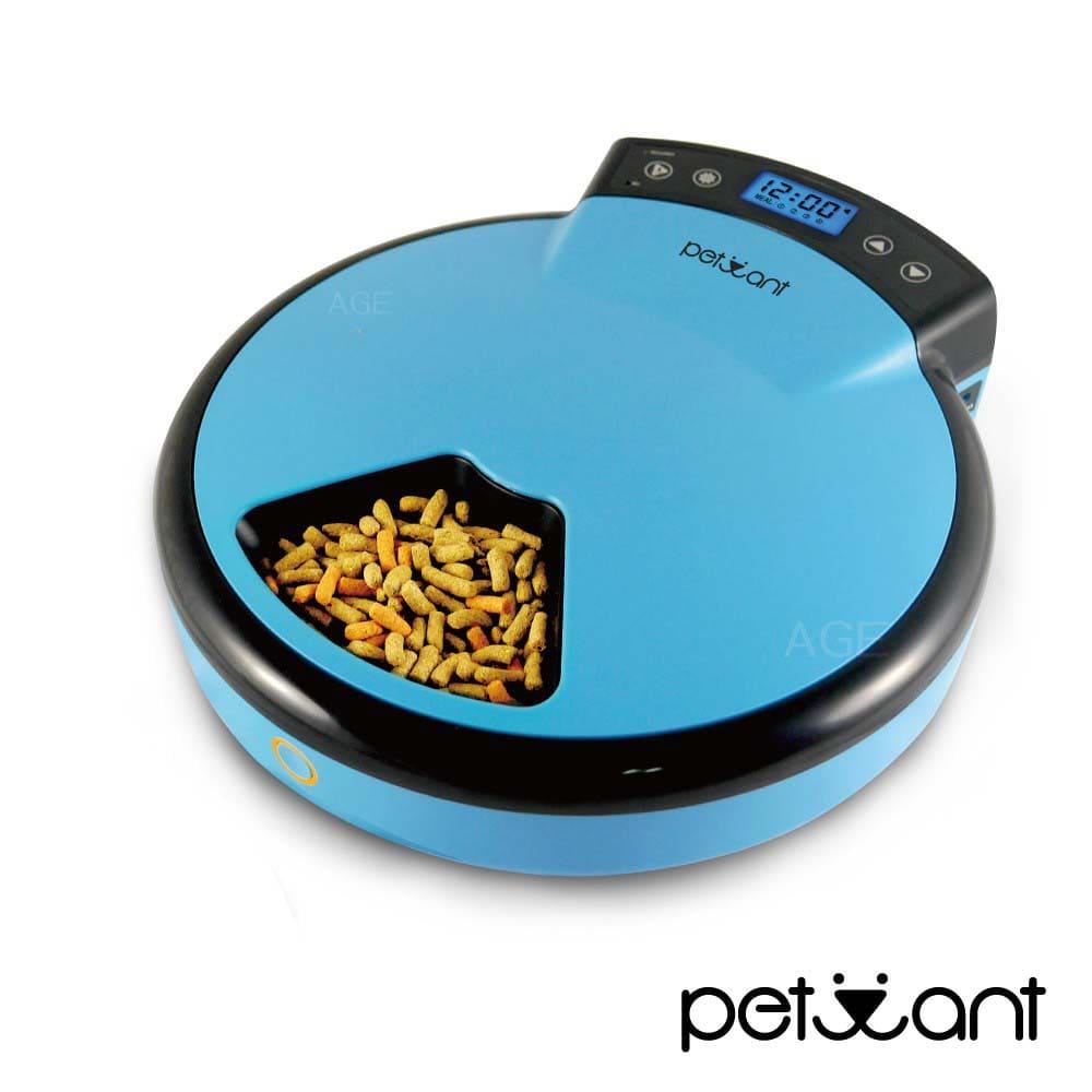 Petwant 自動寵物餵食器PW-D5-TW
