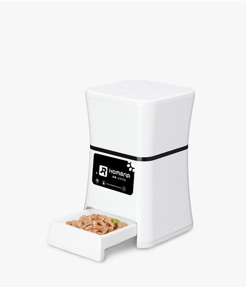 HomeRun霍曼 智能餵食器(雙模板)
