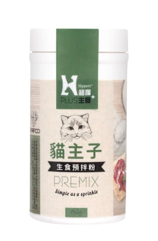 Hyperr貓鮮食預拌粉